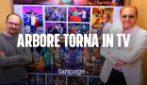 """Renzo Arbore: """"Porto la storia dell'Orchestra Italiana e della musica napoletana su Rai5"""""""