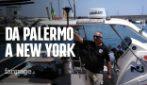 Sergio Davì parte per la sua quinta impresa, da Palermo a New York in gommone