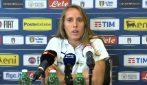 "Mondiali 201, Italia femminile, Cernoia: ""Nessuna paura"""