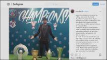Calciomercato, Dani Alves annuncia l'addio al Psg