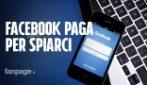 Facebook ti pagherà per sapere cosa fai sul telefono
