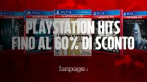 Days of Play 2019: PlayStation Hits in offerta fino al 60% di sconto