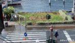 Esonda il lago di Como, le strade diventano un torrente