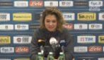 """Nazionale italiana femminile, Cristiana Girelli: """"Volevo studiare Farmacia"""""""