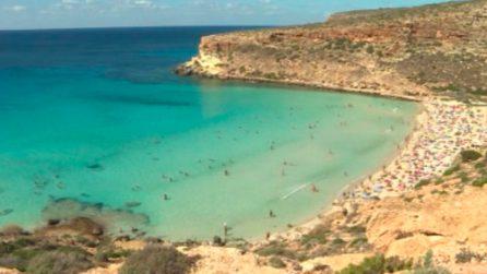 Legambiente, Il Mar Tirreno è il più bello del 2019
