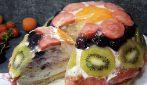 Zuccotto alla frutta: un dessert fresco e cremoso