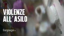 Brescia, spintoni, parolacce e cibo negato ai bimbi: arrestate tre maestre d'asilo