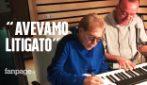 """Gigi D'Alessio e Nino D'Angelo rinviano il concerto, poi il video: """"Scusateci, avevamo litigato"""""""