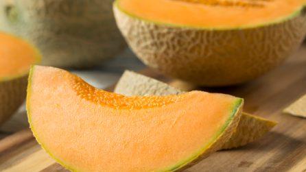 Come tagliare e conservare il melone cantalupo