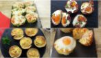 Breakfast Egg Muffins 4 Ways: too easy and delicious to not try!