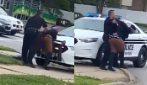 Poliziotto arresta una donna in mutande: quello che fa la ragazza è inaspettato