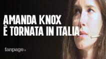 """Omicidio Meredith, Amanda Knox torna in Italia dopo scarcerazione: """"Per tutti sono ancora colpevole"""""""