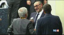 Maurizio Sarri alla Juventus, celebrate le 'nozze impossibili'