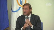 """Francesco Totti si dimette: """"Ho deciso di lasciare la Roma"""""""