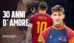 """Francesco Totti lascia la Roma dopo 30 anni d'amore: """"Una bandiera non passa mai"""""""
