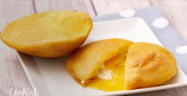 Egg stuffed arepas: a unique recipe to try!