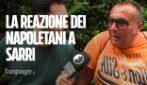 """""""Sarri alla Juve"""": la reazione dei napoletani"""