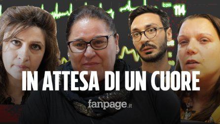 03213805a051 Una vita in corsia in attesa di un trapianto: le storie di Ilaria, Nunzio,  Michele e Gennaro