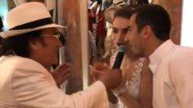 AlBano canta al matrimonio di Mkhitaryan a Venezia