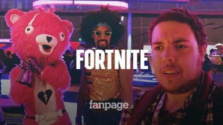 Lo stand di Fortnite all'E3 2019 è incredibile