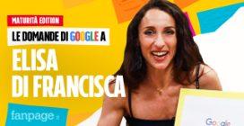 Maturità 2019, voto e cosa regalare: Elisa Di Francisca risponde alle domande di Google
