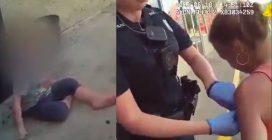 Sorpresa con il nipotino di 2 anni: donna si macchia di un grave reato