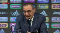 """Maurizio Sarri alla Juventus: """"A Napoli ho dato tutto, ma percorso era concluso"""""""