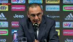"""Juve, Maurizio Sarri: """"Vorrei far battere altri record a CR7"""""""
