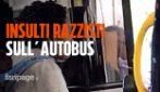 """""""Ne..e di merda, bisogna insultarvi"""": le frasi razziste sul bus Como-Bergamo umiliano una donna"""