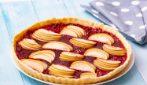 Tarte de maçã e framboesa: desta forma nunca o decoraste!