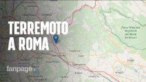 """Terremoto Roma, epicentro ai Castelli Romani: """"No sisma vulcanico, avrebbe provocato più danni"""""""