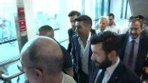 """Calciomercato Roma, Fonseca è sbarcato: """"Contento e motivato"""""""