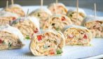 Mexican Pinwheels: the right choice for tasty appetizer