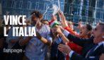 """Le Olimpiadi a Milano-Cortina, l'esultanza in piazza: """"Milano ha voglia di fare"""""""