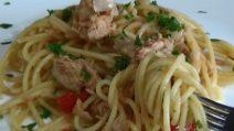 Spaghetti tonno e cipolla: un primo piatto semplice e buonissimo