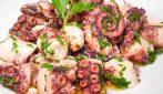 Insalata di polpo: la ricetta estiva veloce e buonissima