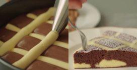 """Crostata """"finta"""" al cioccolato: la ricetta che vi farà impazzire"""