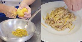 Pennette limone e tonno: ingredienti semplici per un piatto buonissimo