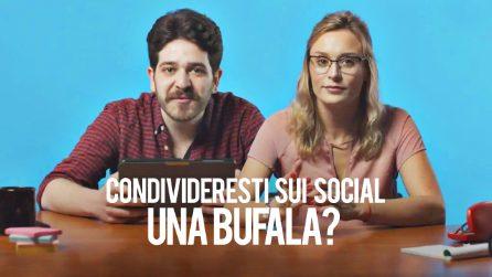 Condivideresti sui social una bufala?