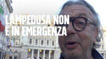 """Sea Watch, il sindaco di Lampedusa: """"Sull'isola sbarchi ogni giorno, ma riflettori solo su Ong"""""""