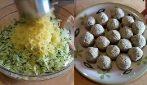 Polpette di zucchine: la ricetta per averle gustose sia al forno che fritte