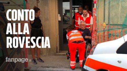 Genova, conto alla rovescia: alla 9 la demolizione del Ponte Morandi