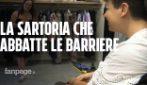Bologna, donne disabili e ragazze down insieme per diventare sarte di alta moda