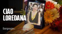"""Funerali di Loredana Simioli: """"Una grande donna napoletana"""""""