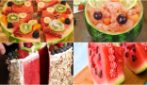 Best ever watermelon recipes to serve this summer!