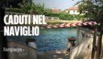 """Ragazzi disabili caduti nel Naviglio: un morto e un ferito. Il sindaco di Cassinetta: """"Una tragedia"""""""