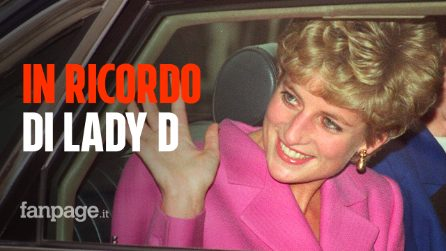 Chi era Lady Diana, la principessa dal cuore d'oro che il mondo non ha mai dimenticato