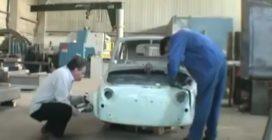 Il restauro di una Fiat 500 del 1967: il risultato è meraviglioso