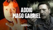 """È morto il Mago Gabriel, idolo della Gialappa's Band e personaggio cult di """"Mai dire"""""""