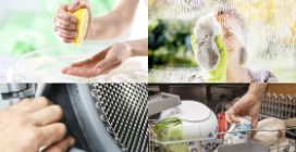How to use lemon for home cleaning: natural and useful